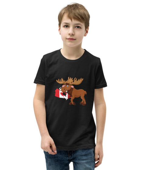 Canada Moose Youth Short Sleeve T-Shirt