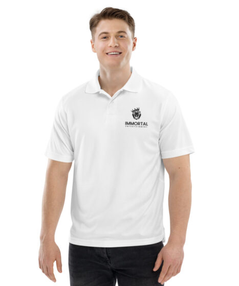 Immortal Entertainment Men's Champion performance polo