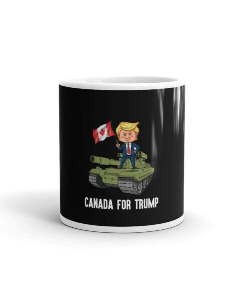 Canada For Trump Mug