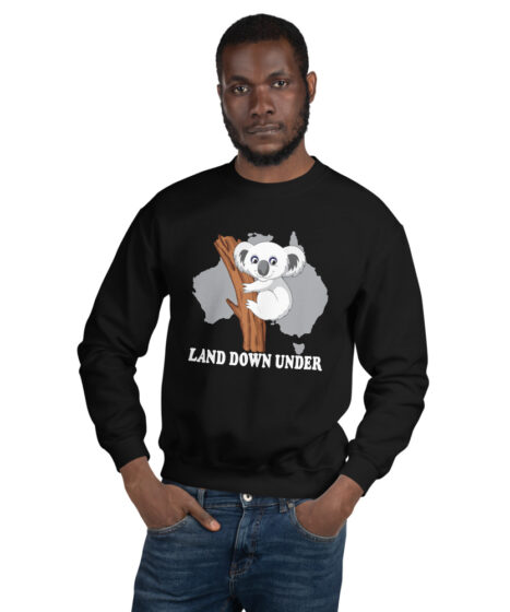 Koala Bear Unisex Sweatshirt