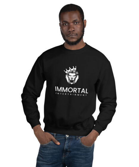 Immortal Entertainment Unisex Sweatshirt