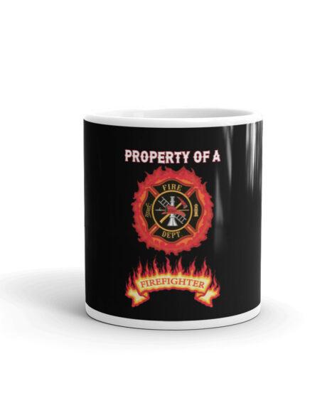 Property of Fire Fighter Mug