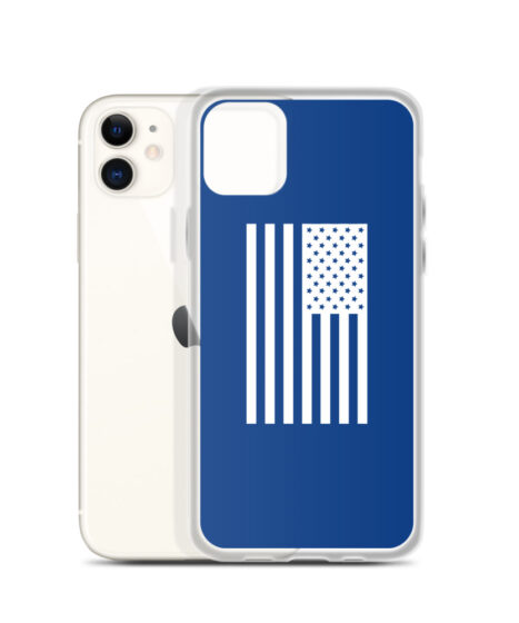 USA Flag iPhone Case