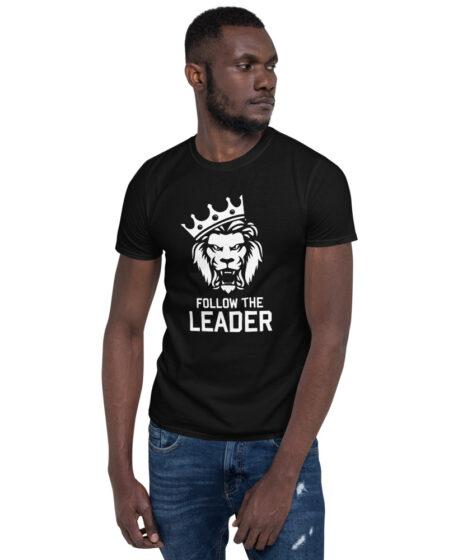 Follow The Leader Short-Sleeve Unisex T-Shirt
