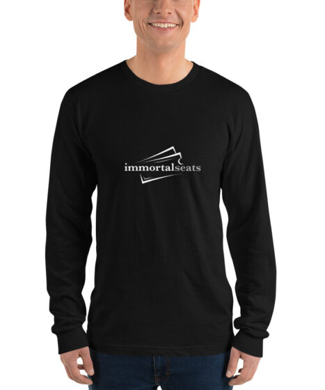 Immortal Seats Long sleeve t-shirt