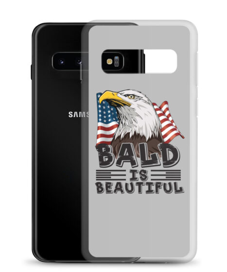 Bald is Beautiful USA Samsung Case