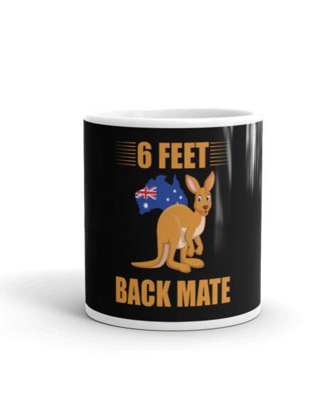 6 Feet Mate Kangaroo Mug