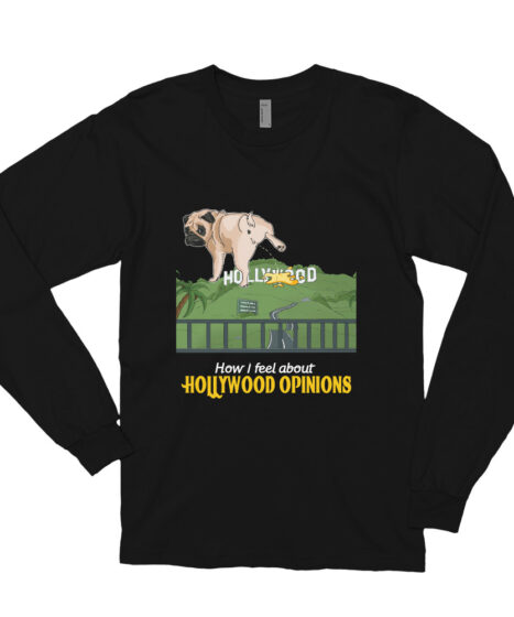 Hollywood Opinions Long sleeve t-shirt