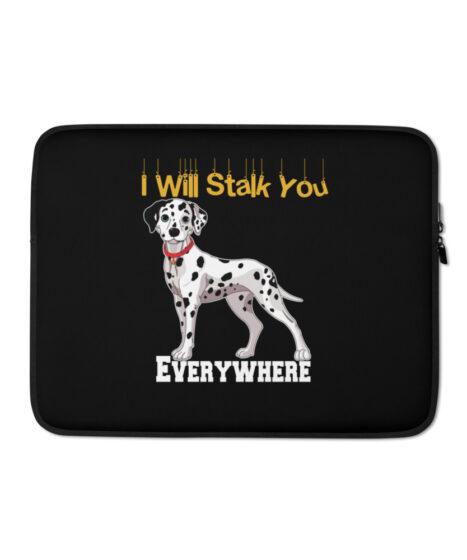 Dalmatians Laptop Sleeve