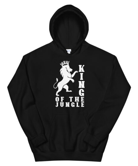 King Of The Jungle Unisex Hoodie