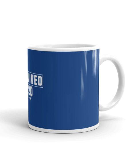 I Survived 2020 Mug