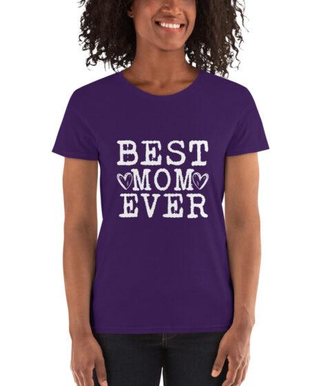 Best Mom Ever Women's short sleeve t-shirt