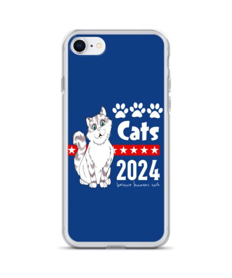 Cats 2020 iPhone Case