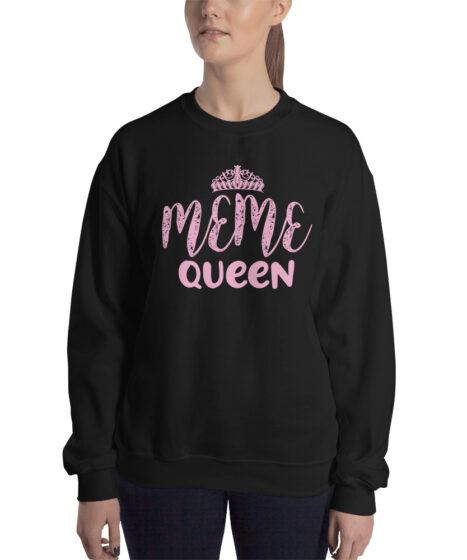 Meme Queen Unisex Sweatshirt