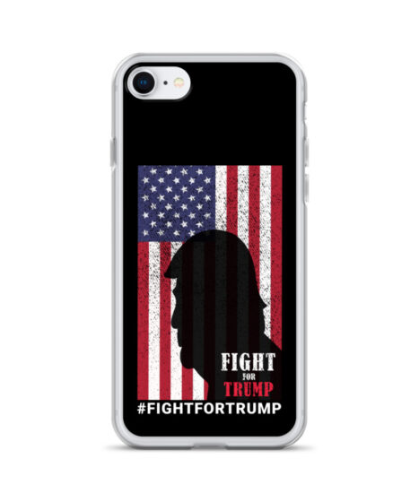 Fight For Trump USA iPhone Case