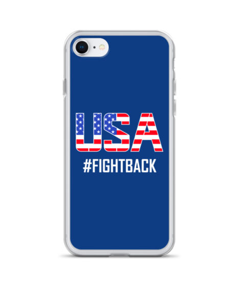 USA Fight Back iPhone Case