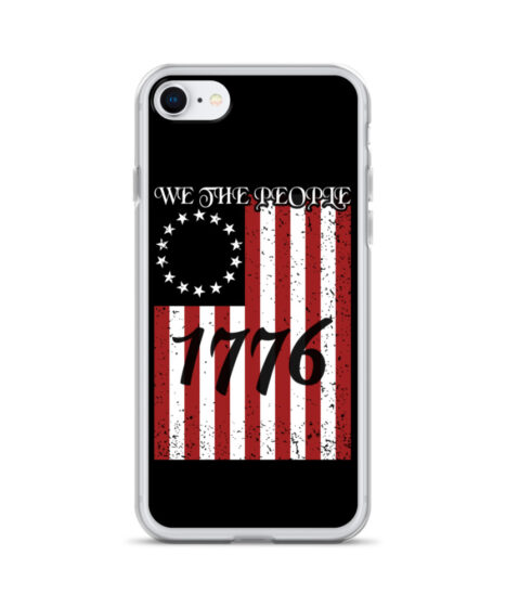 We The People 1776 USA iPhone Case