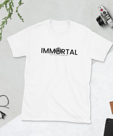 Immortal Entertainment Short-Sleeve Unisex T-Shirt
