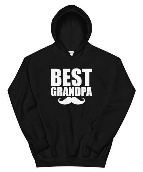 Best Grandpa Unisex Hoodie
