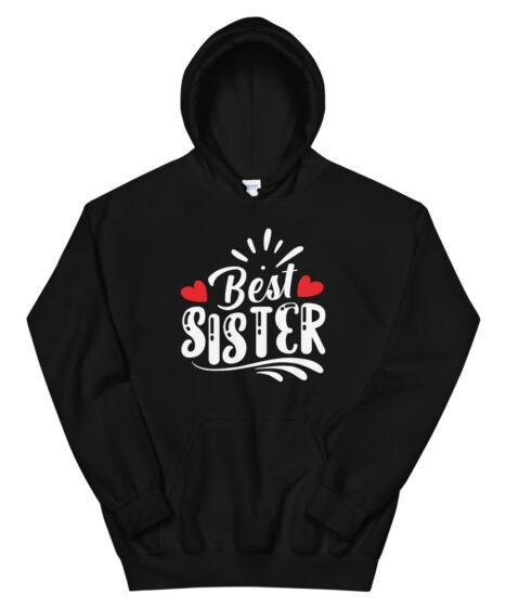 Best Sister Unisex Hoodie