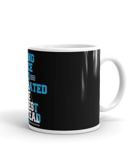 Being Nice is Overrated Be Honest Instead Mug