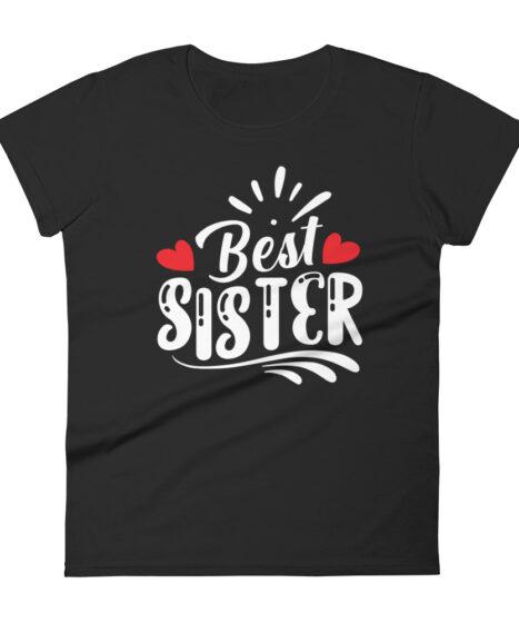 Best Sister Women's short sleeve t-shirt