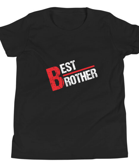 Best Brother Youth Short Sleeve T-Shirt