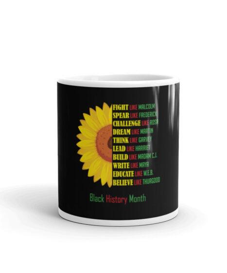 Black History Mug
