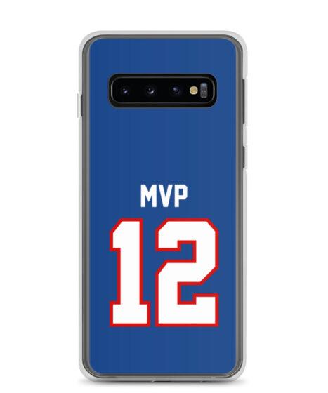 Buffalo Bills #12 MVP Samsung Case